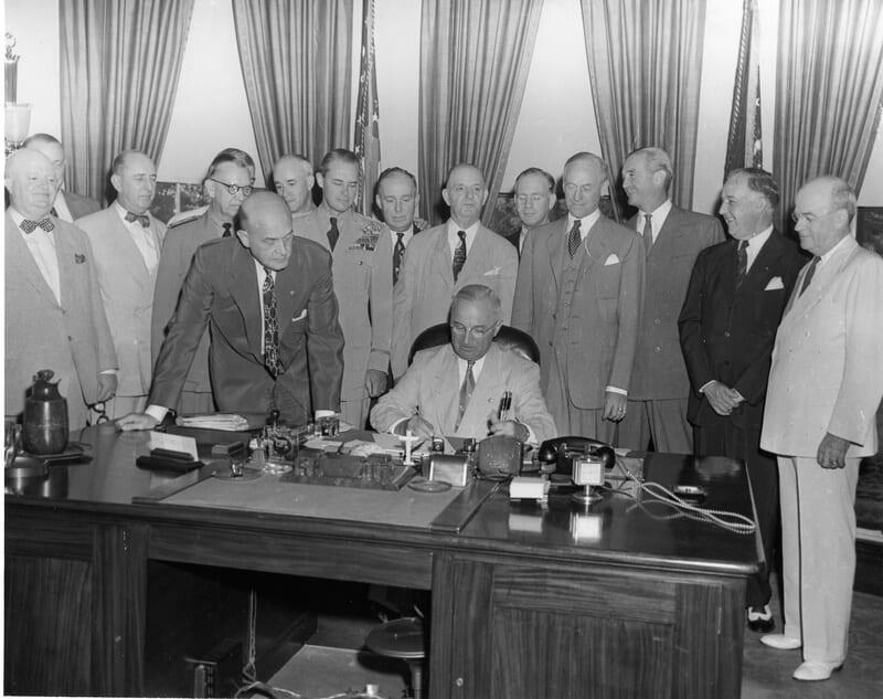 Truman e il national security act