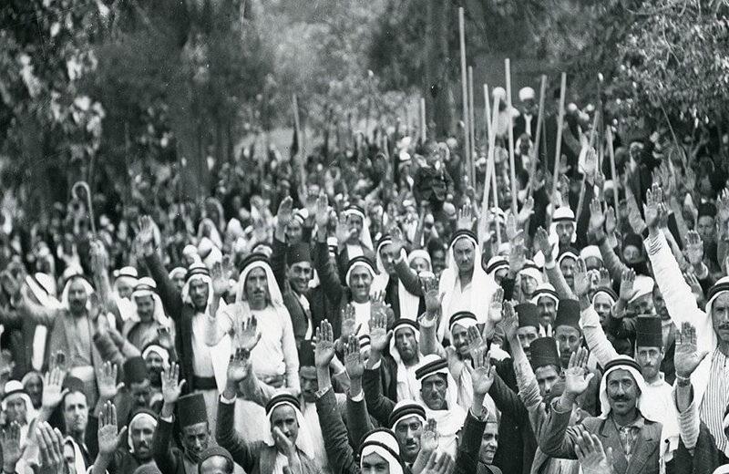 Palestinesi in Rivolta