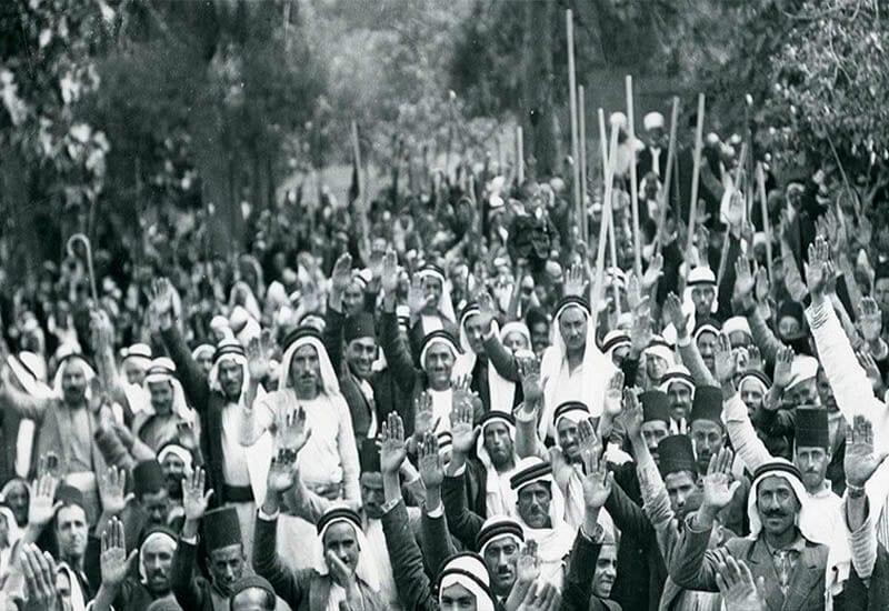 Grande Rivolta Palestina