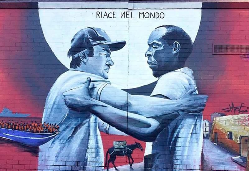 riace murales