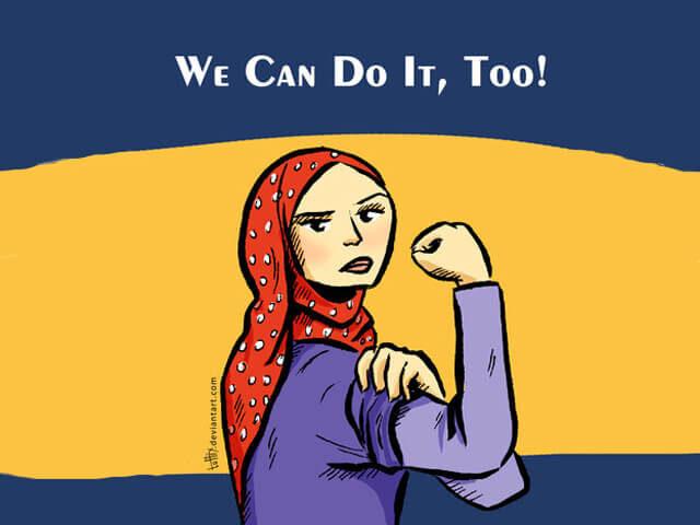 Femminismo Islamico