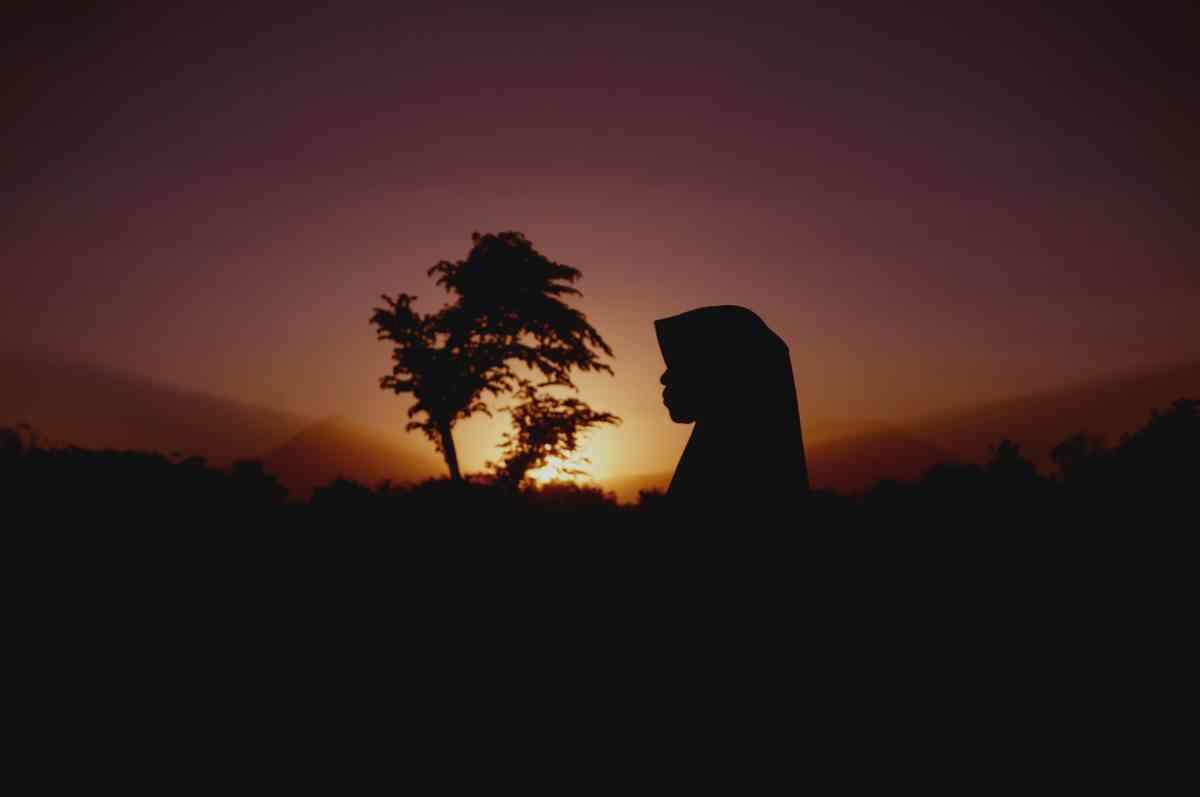 Donna con Hijab