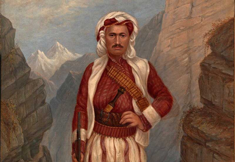Antonion Zeno Shindler, 1813 Bulgaria-died Washington, DC 1899