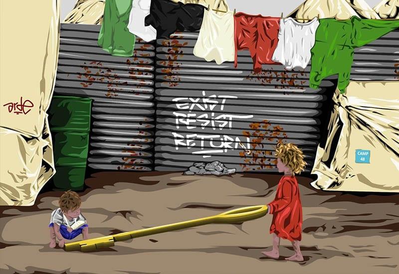 """Yallaa! Raise the key!"" di Mohamed Arde (@whoisarde)"