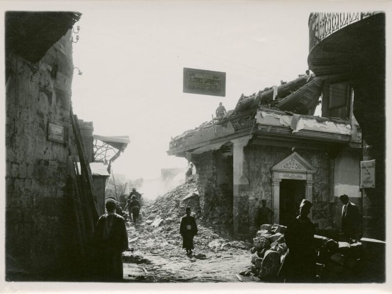 Photograph by Luigi Stironi, circa 1925