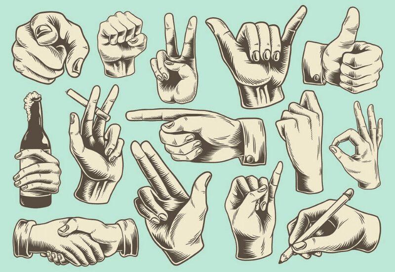 linguaggio dei segni