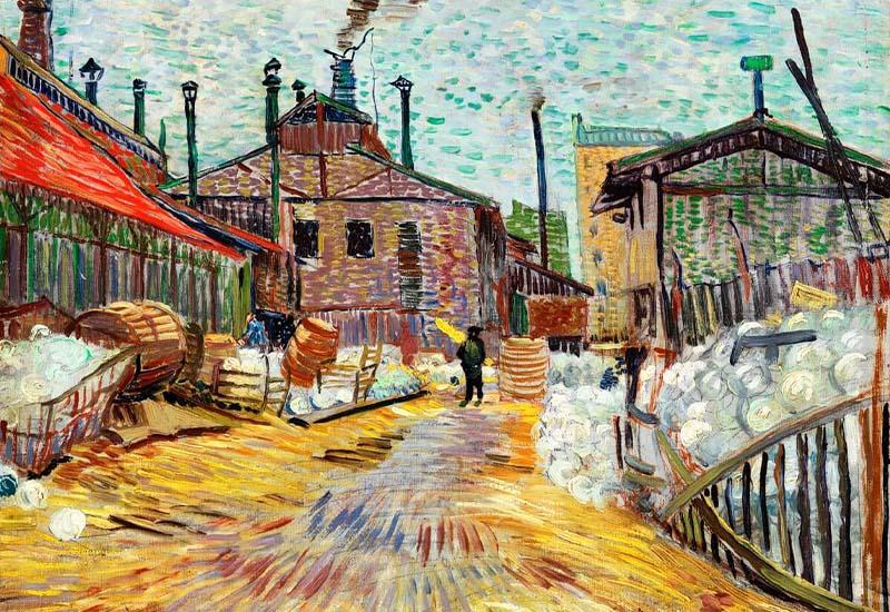 Industria Van Gogh