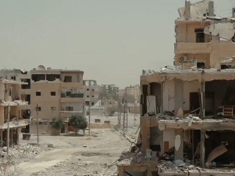 guerra raqqa