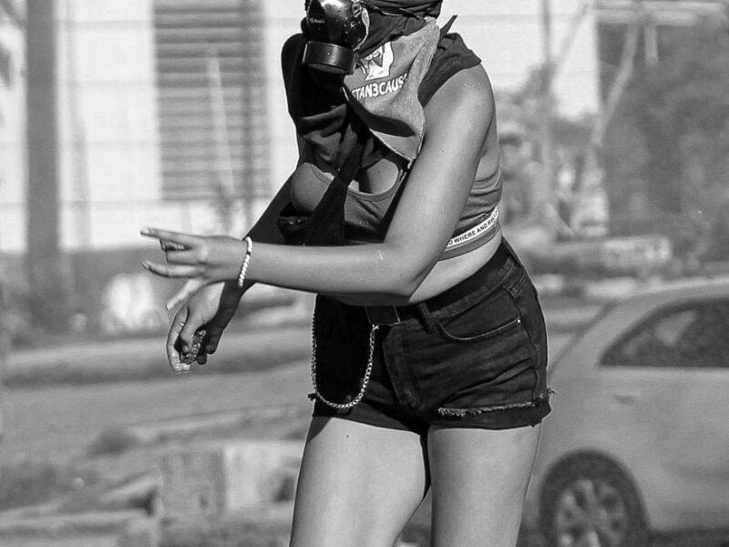"""foto tratte dalla Mostra Fotografica """"Plaza de La Dignidad"""" di Luca Profenna e organizzata con la rete nazionale Chile Despertò Italia."""