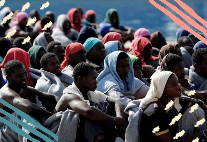 profughi mediterraneo