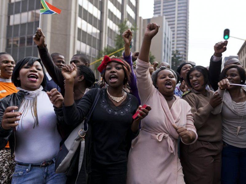 feminismo in Africa