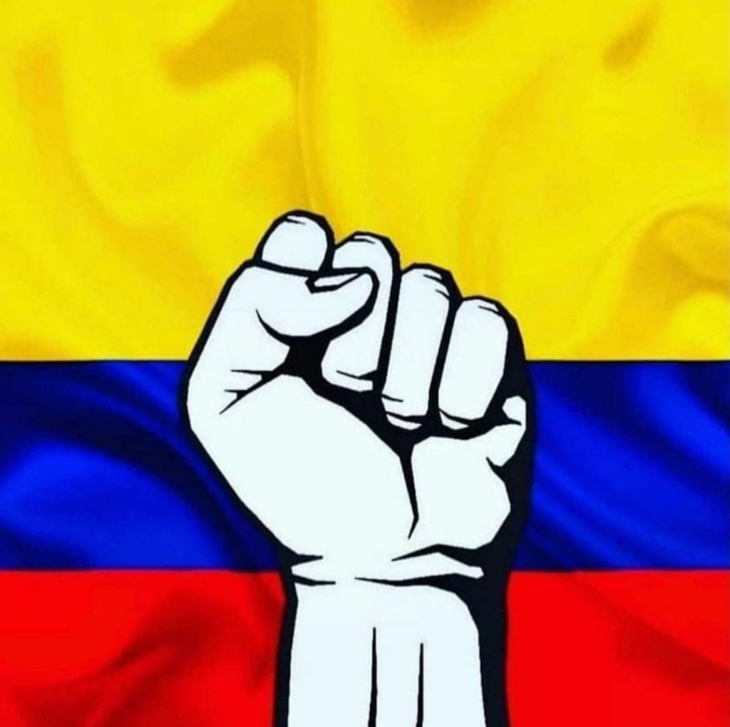 colombia resiste