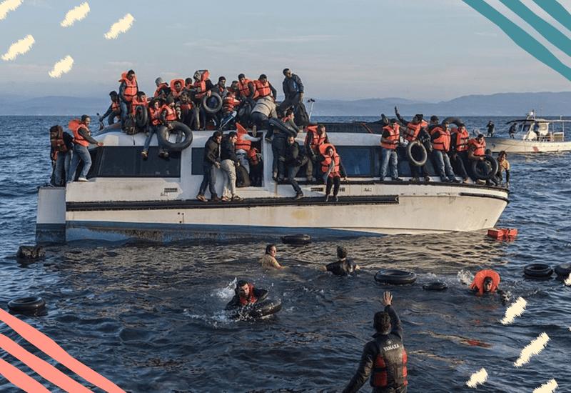 naufragi nel mediterraneo