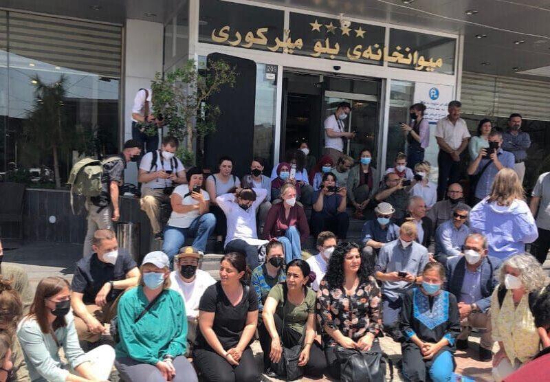 delegazione kurdistan