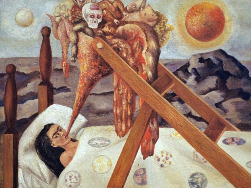 Without Hope Frida Kahlo