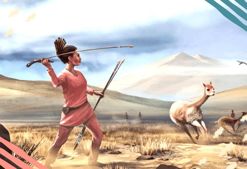 Donne cacciatrici