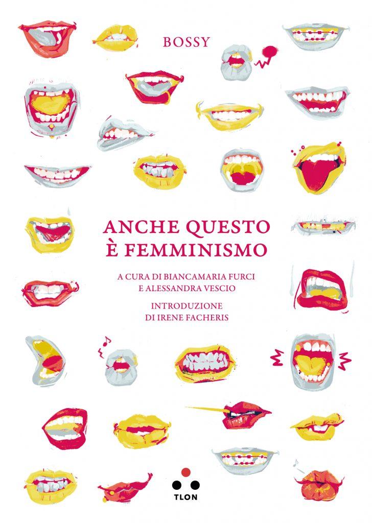 Anche questo è femminismo - Bossy- Cover-front